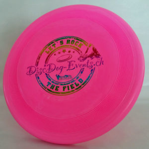 Hundefrisbee Hero Air - rosa