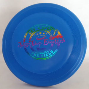 Hundefrisbee Hero Air - blau