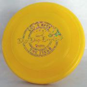 Hundefrisbee Hero Air - gelb