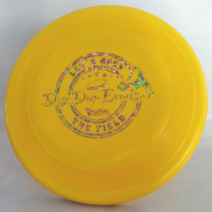 Hundefrisbee Hero Air - gelb