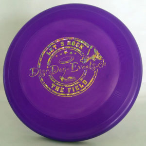 Hundefrisbee Hero Air - violett