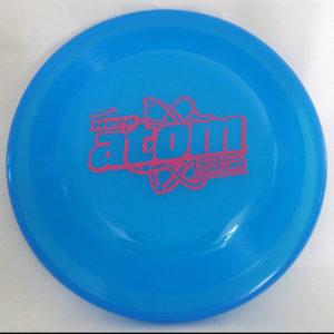 Hundefrisbee Hero Atom - blau