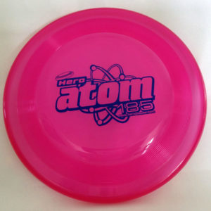 Hundefrisbee Hero Atom - pink